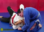 Paulo Strauch Lessons with a Red Belt 5 - Loop Choke from Open Guard or Turtle